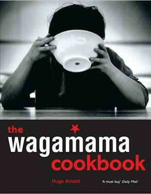 The Wagamama Cookbook [With DVD] by Hugo Arnold (English) Hardcover Book