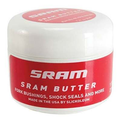 SRAM Grease - Butter 1oz - for RockShox Suspension Forks & Shocks