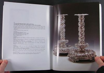 Antique Dutch Netherlands Silver -  J.R. Ritman Collection at Sotheby's - 1995