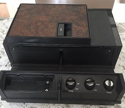 GAF 2X2 2690 Slide Projector  with Remote