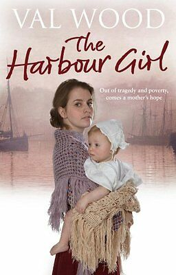 The Harbour Girl by Val Wood | Paperback Book | 9780552163996 | NEW