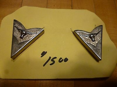 Western Style Collar Tips Made in USA 2