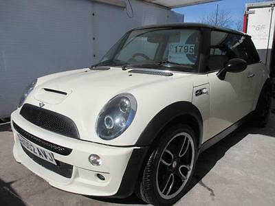 2002 MINI HATCHBACK 1.6 Cooper 3dr