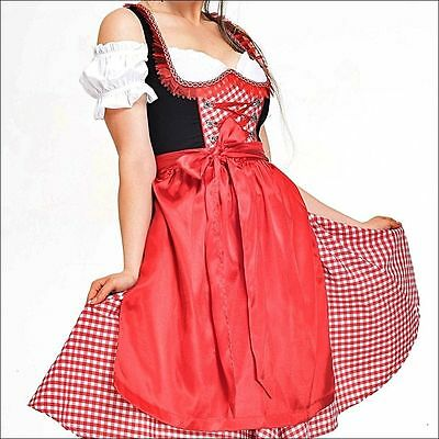 Germany,German,Trachten,May,Oktoberfest,Dirndl Dress,3-pc.Sz.18.FREE Earrings