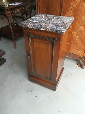 Grgeous Antique Victorian Commode Plant Lamp Stand