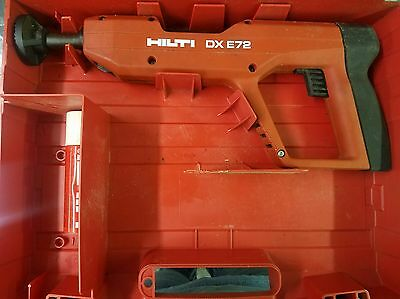 Hilti Dx-E72 Powder Actuated Fastening Tool