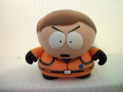 South Park The Many Faces of Cartman  2 inch. Vinyl Figures Series One HIPPIE EX