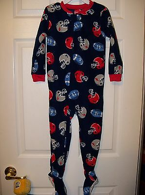 4ee8c22fd CARTER S DINOSAUR ONE Piece Footed Pajama Boys Size 2T NWT  62 ...