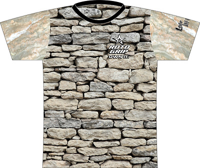 Roto Grip Stone Dye-Sublimated Bowling Jersey
