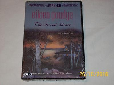 THE SECOND SILENCE by EILEEN GOUDGE  (2007, MP3 CD, Unabridged)