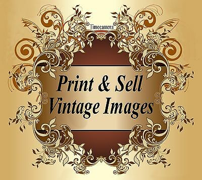 ULTIMATE BUSINESS START-UP PACKAGE - Print & Sell Thousands of Restored Images!