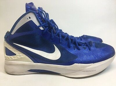 new style 8e195 9c44b Nike Zoom HyperDunk 2011 TB 9.5 Basketball Shoes 454143 400 Team Air Fly  Wire