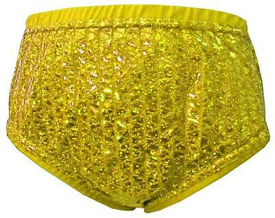 Cheerleaders Sequin Briefs Asst Colors And Sizes From Alleson