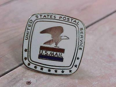 Vintage USPS United States Postal Service Enameled Pin /  New Old Stock