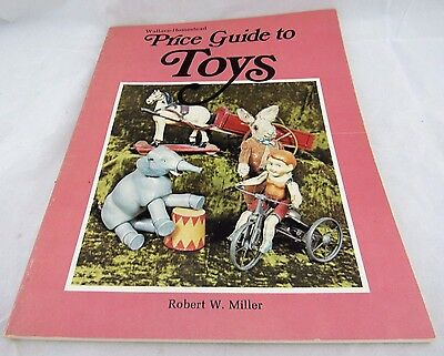 "1975 Wallace H. ""Price Guide to Toys"" (Vintage & Antique) by Robert W. Miller"