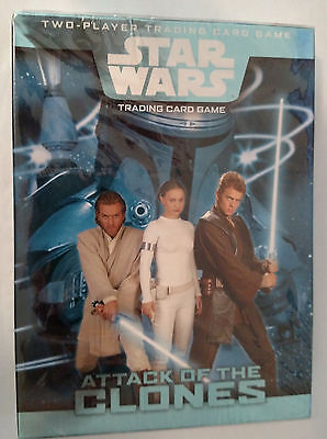 Star Wars Collectible Trading Card Game Attack of the Clones Cards 076930175545