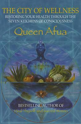 The City of Wellness by Queen Afua (English) Paperback Book