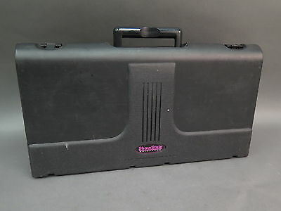 Showstyle Briefcase Self Packing Tabletop Display Screen Velcro Tradeshow Case