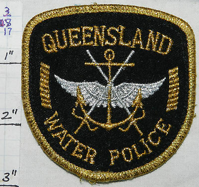 Australia, Queensland Water Police Patch