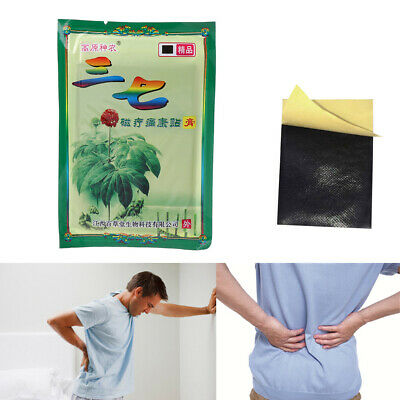 8 PCs Anti-inflammatory Magnetic Paste Plaster Pain Relief Patch