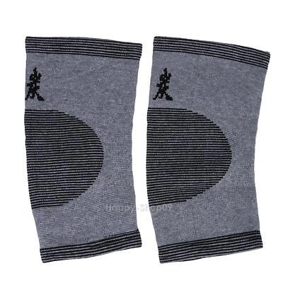 2pcs Knee Sport Protectors Stretchable Breathable Knee Pads for Basketball Sport