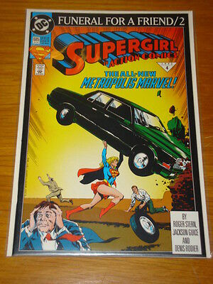Action Comics #685 Dc Near Mint Condition Superman January 1993