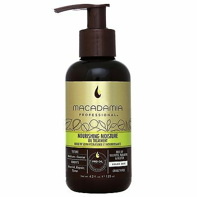 Macadamia Professional Care & Treatment Nourishing Moisture Oil for Medium to Co