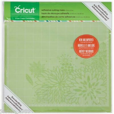 Cricut Cutting Mats 12 x 12 for Expression & E2 Pack of 2 - Standard Grip