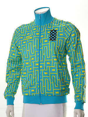 Umbro 'Diamond Icons' Retro Tracksuit Jacket Limited Edition Scuba Blue S-XL