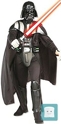 Rubie' S 888107 Ufficiale Star Wars Darth Vader Costume Deluxe Adulti (Xl)