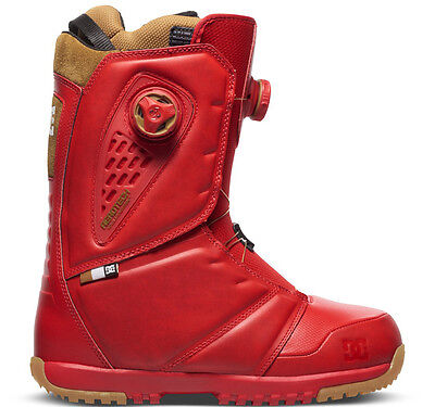 Dc Judge Boa Boots Racing Red