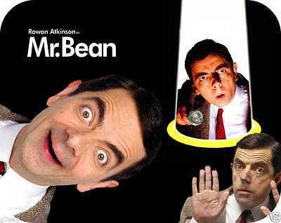 Mr Bean Rowan Atkinson Mouse Mat No 2