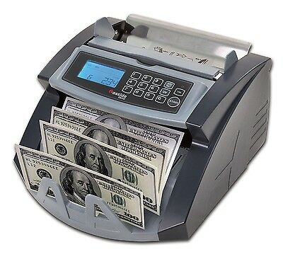Cassida 5520 UV/MG Money Counter Counterfeit Bill Detection Ultraviolet Magnetic