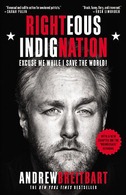 Righteous Indignation: Excuse Me While I Save the World - Paperback NEW Andrew B