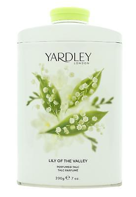 Yardley Lily of the Valley Talco donna 200 ml | cod. B22233 IT