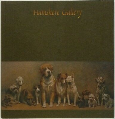 Antique Dog Sculpture & Paintings & Sporting Art - Hamshere Gallery Catalog