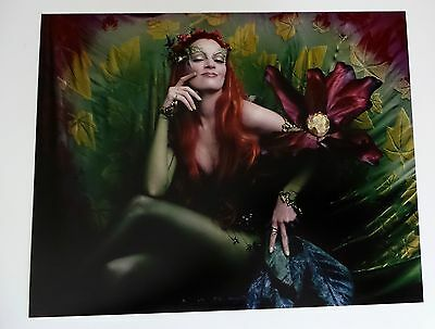 Uma Thurman Poison Ivy  Vintage 8X10 Photo Photograph #671 Batman & Robin