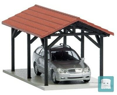 Busch Ambiente - Bue1481 - Model Railway - Carport