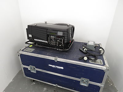 Barco SLM R12+ Performer Projector with Road Case - No Lens #2