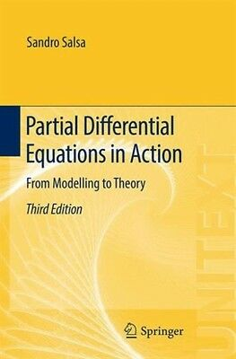 Partial Differential Equations In Action, Salsa, Sandro, 9783319312378