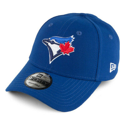 New Era 9FORTY Toronto Blue Jays Baseball Cap - League - Blue