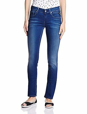 Replay Vicki-Blu Donna, Blu (Blue Denim 725-9), W26/L34
