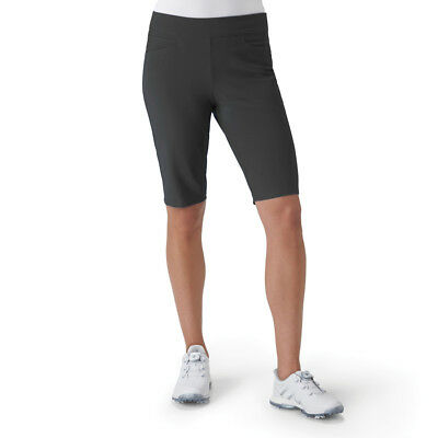 adidas Adistar Ultimate Bermuda Ladies Golf Shorts - Black
