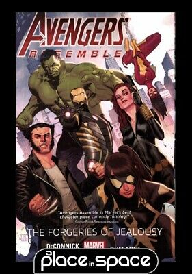Avengers Assemble Forgeries Of Jealousy - Softcover