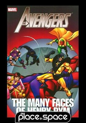 Avengers Many Faces Of Henry Pym  - Softcover