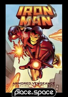 Iron Man Armored Vengeance - Softcover