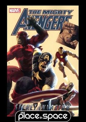Mighty Avengers Vol 03 Secret Invasion Book 1  - Softcover