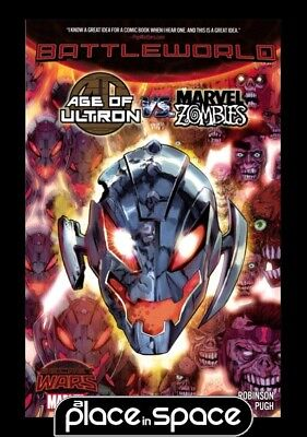 Age Of Ultron Vs Marvel Zombies - Graphic Novel