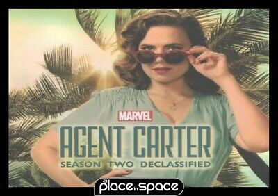 Marvels Agent Carter Season Two Declassified Slipcase - Hardcover