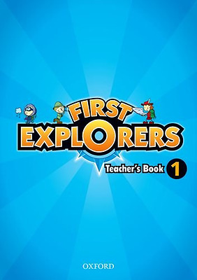 First Explorers: Level 1: Teacher's Book - Paperback NEW Covill/Charring 2013-01